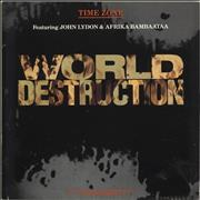 Click here for more info about 'Timezone - World Destruction'