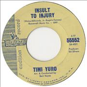 Click here for more info about 'Timi Yuro - Insult To Injury'