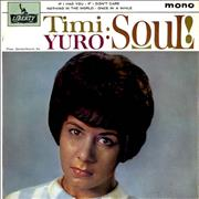 Click here for more info about 'Timi Yuro - Soul EP'