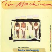 Click here for more info about 'Tin Machine - Baby Universal'