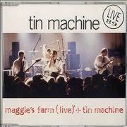Click here for more info about 'Tin Machine - Maggie's Farm'