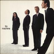 Click here for more info about 'Tin Machine - Tin Machine - VG'