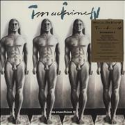 Click here for more info about 'Tin Machine - Tin Machine II - Silver Vinyl'