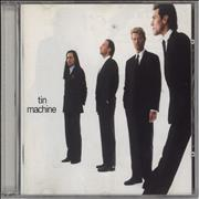 Click here for more info about 'Tin Machine - Tin Machine'