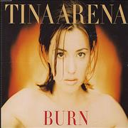 Click here for more info about 'Tina Arena - Burn'