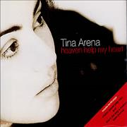 Click here for more info about 'Tina Arena - Heaven Help My Heart'