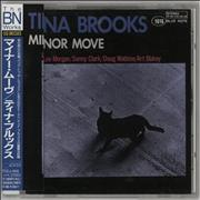 Click here for more info about 'Tina Brooks - Minor Move'