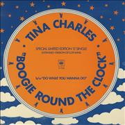 Click here for more info about 'Tina Charles - Boogie Round The Clock'