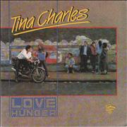 Click here for more info about 'Tina Charles - Love Hunger'