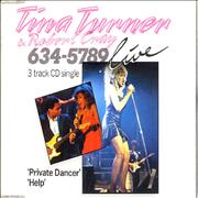 Click here for more info about 'Tina Turner - 634-5789 Live'