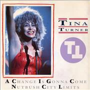 Click here for more info about 'Tina Turner - A Change Is Gonna Come'