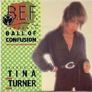Click here for more info about 'B.E.F. - Ball Of Confusion - P/S'