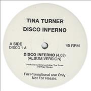 Click here for more info about 'Tina Turner - Disco Inferno'