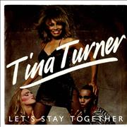 Click here for more info about 'Tina Turner - Let's Stay Together'