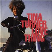 Click here for more info about 'Tina Turner - Love Thing'