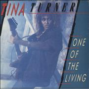 Click here for more info about 'Tina Turner - One Of The Living - Factory Sample'