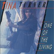 Click here for more info about 'Tina Turner - One Of The Living'