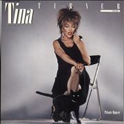 Click here for more info about 'Tina Turner - Private Dancer + black cat p/s'
