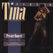 Click here for more info about 'Tina Turner - Private Dancer - Factory Sample'