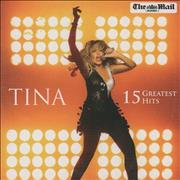 Click here for more info about 'Tina Turner - Tina - 15 Greatest Hits'