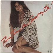 Click here for more info about 'Tina Turner - Tina Turns The Country On'