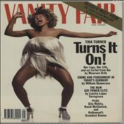 Click here for more info about 'Tina Turner - Vanity Fair - May 1993'