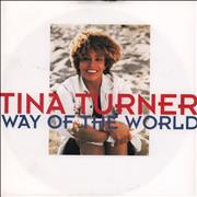 Click here for more info about 'Tina Turner - Way Of The World'