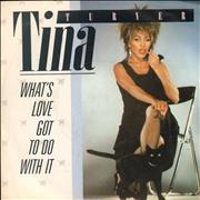 Click here for more info about 'Tina Turner - What's Love Got To Do With It - Injection'