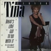 Click here for more info about 'Tina Turner - What's Love Got To Do With It'