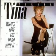 Click here for more info about 'Tina Turner - What's Love Got To Do With It - 4 Prong'