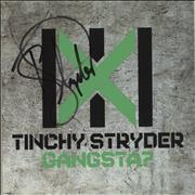 Click here for more info about 'Tinchy Stryder - Gangsta? - Autographed'