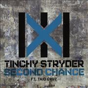 Click here for more info about 'Tinchy Stryder - Second Change'
