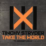 Click here for more info about 'Tinchy Stryder - Take The World'