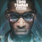 Click here for more info about 'Tinie Tempah - Invincible'