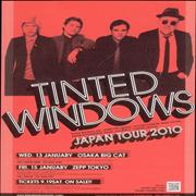 Click here for more info about 'Tinted Windows - Japan Tour 2010'