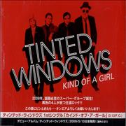 Click here for more info about 'Tinted Windows - Kind Of A Girl'