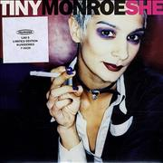 Click here for more info about 'Tiny Monroe - She'