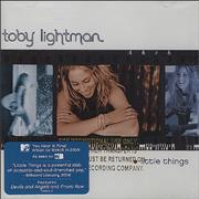 Click here for more info about 'Toby Lightman - Little Things'