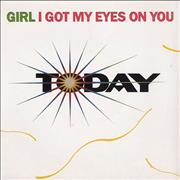 Click here for more info about 'Today - Girl I Got My Eyes On You'