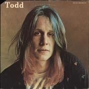 Click here for more info about 'Todd Rundgren - Todd + Poster'