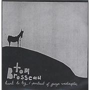 Tom Brosseau Hurt To Try UK CD-R acetate Promo