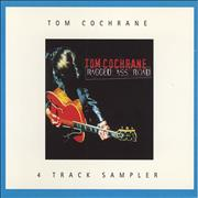 Click here for more info about 'Tom Cochrane - 4-track Sampler - Ragged Ass Road'