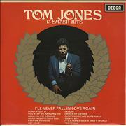 Click here for more info about 'Tom Jones - 13 Smash Hits'