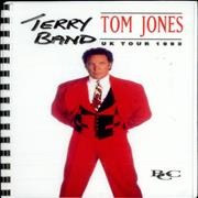 Click here for more info about 'Tom Jones - 1992 UK & Ireland Tour'