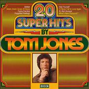 Click here for more info about 'Tom Jones - 20 Super Hits By Tom Jones'