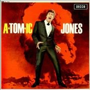 Click here for more info about 'Tom Jones - A-Tom-Ic Jones'