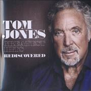 Click here for more info about 'Tom Jones - Greatest Hits... Rediscovered'