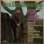 Click here for more info about 'Tom Jones - Green, Green Grass Of Home - Deep Groove'