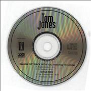 Click here for more info about 'Tom Jones - I Wanna Get Back With You'