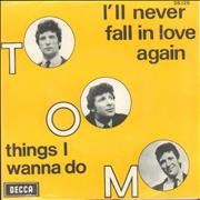 Click here for more info about 'Tom Jones - I'll Never Fall In Love Again'